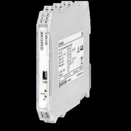 DT1102 V szabadon konfigurálható galvanikus leválasztó