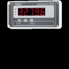 DT9222 folyamatindikátorok