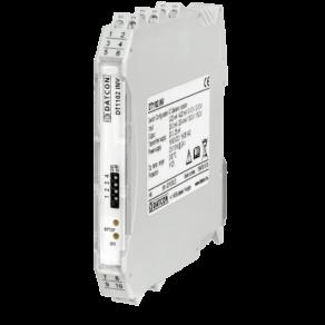 DT1102 INV átkapcsolható be kimenetű galvanikus elválasztók inverz átviteli karakterisztikával