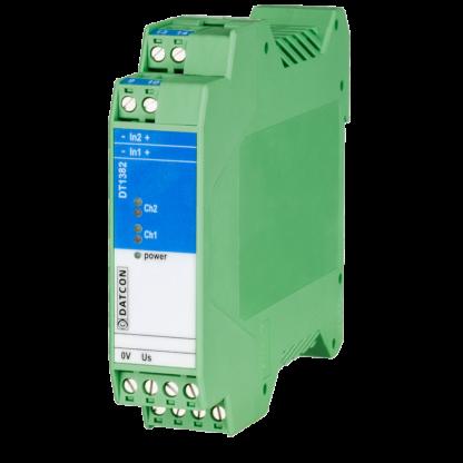 DT1382 gyújtószikramentes namur kontaktus leválasztó